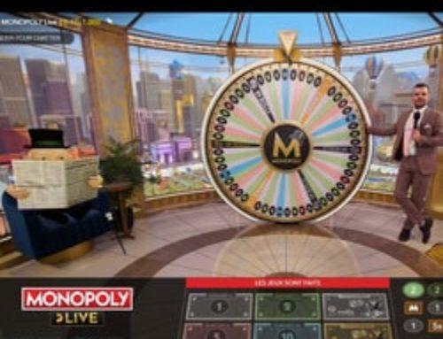 Monopoly Live élu jeu de l'Année aux EGR Operator Awards 2019