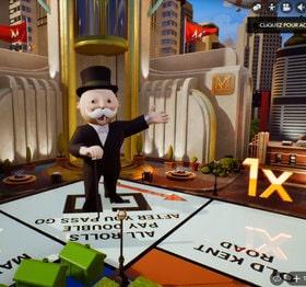 Mr Monopoly en version 3D