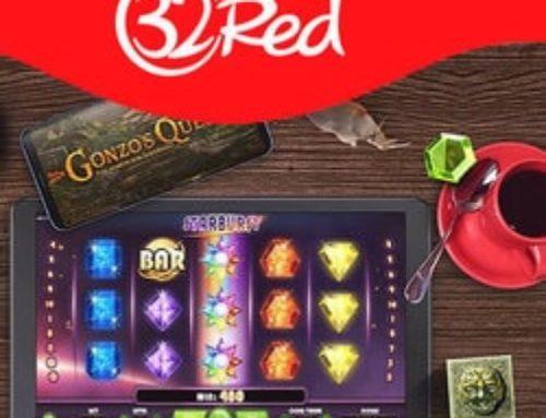 Le casino 32Red rembourse 590 000 £ issus d'un détournement de fonds