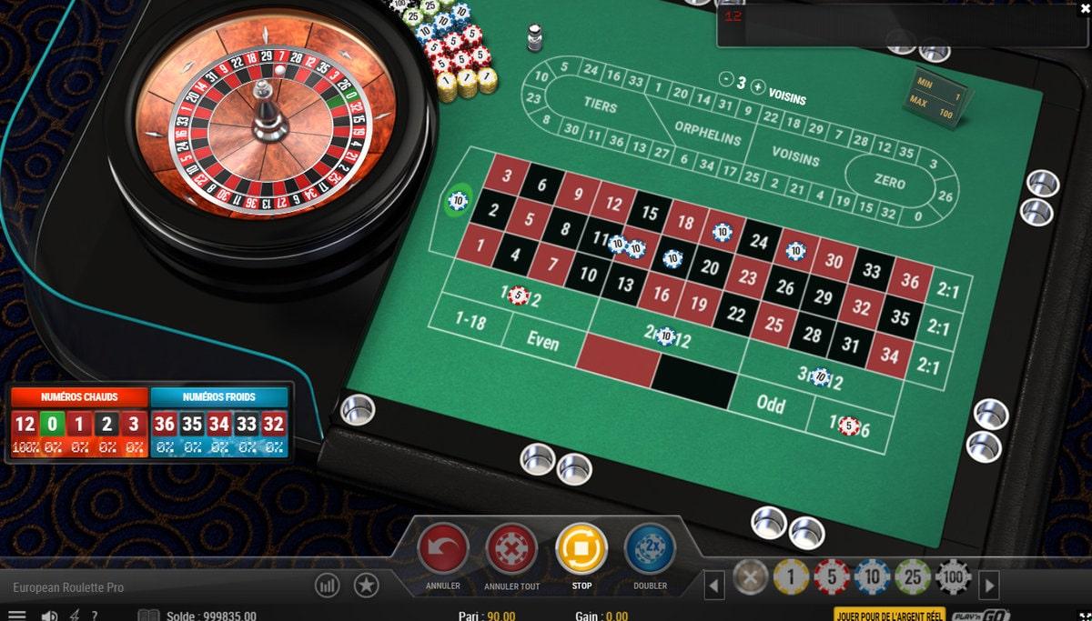 FAQ roulette gratuite sans téléchargement