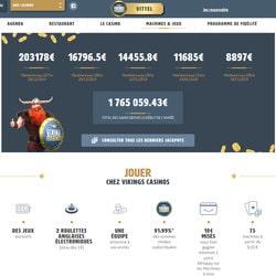 Jackpot progressif au casino de Vittel en France