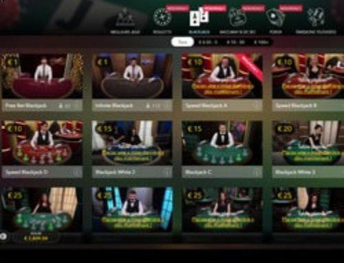 Partouche signe avec Evolution Gaming pour un casino en ligne suisse