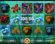 machine à sous Wings of Riches de Netent sur Casino Extra