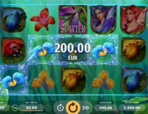 Nouvelle machine à sous Wings of Riches de Netent sur Casino Extra