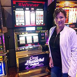 Chanel a gagné un jackpot à Las Vegas