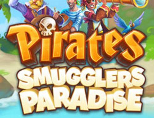 Multipliez vos gains jusqu'à 10x dans Pirates: Smugglers Paradise sur Lucky31
