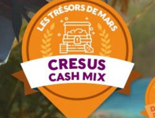 24 000€ à se partager lors de la promotion Trésors de Mars proposée par Cresus Casino