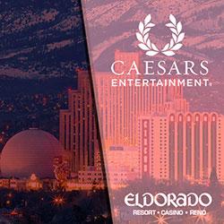 La fusion Eldorado Resorts et Caesars Entertainment Corp