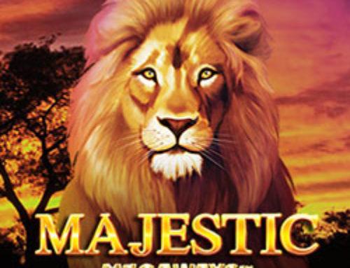 Cresus Casino vient d'ajouter Majestic Megaways, la dernière slot d'iSoftBet