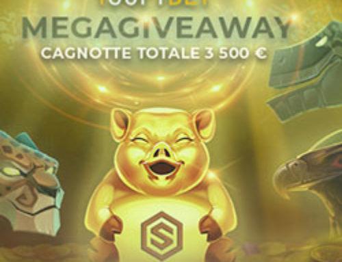 Participez à un tournoi de machines à sous sur le casino en ligne Stakes