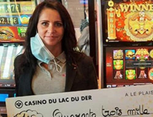Une sélection des jackpots tombés dans les casinos français depuis leur réouverture