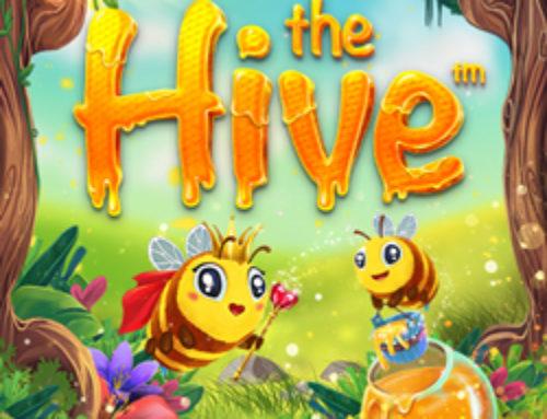Les abeilles de la machine à sous The Hive vont butiner sur le casino en ligne MrXbet