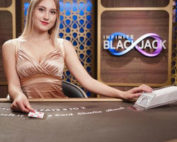 Infinite Blackjack sur Cresus Casino