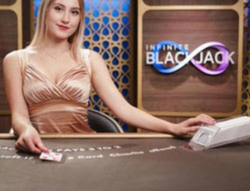 Cresus Casino propose le jeu live Infinite Blackjack