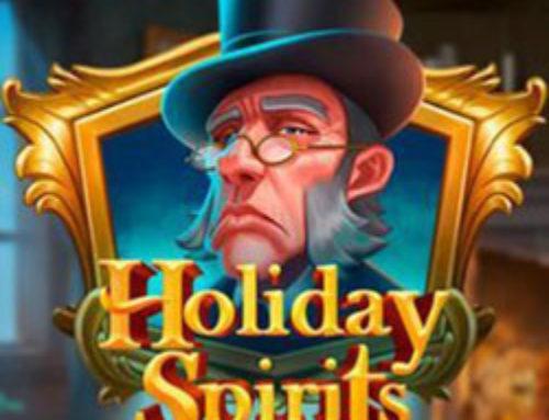 Holiday Spirits ajouté sur Cresus Casino