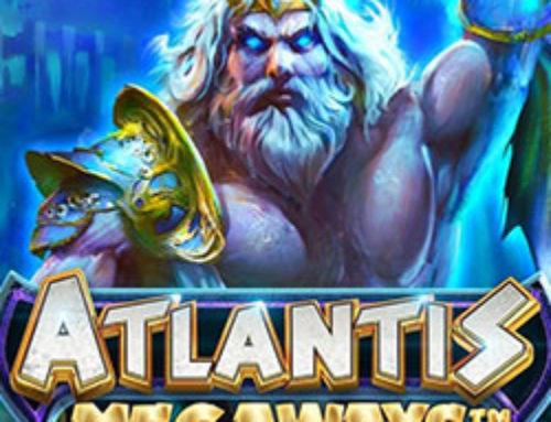 Jouer à Atlantis Megaways sur Cresus Casino
