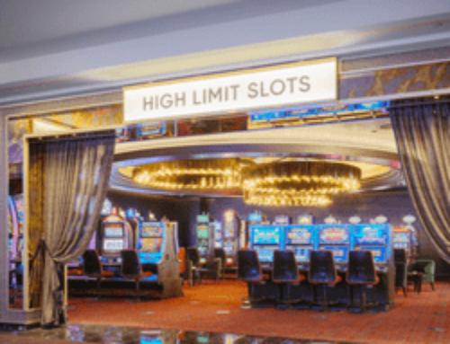 Un jackpot progressif gagné sur un vidéo kéno à Las Vegas