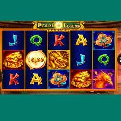 machine à sous Pearl Legend sur Casino en ligne Cresus