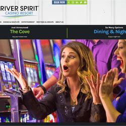 Un joueur se fait braquer au River Spirit Casino